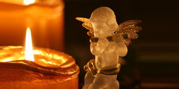 ángeles de luz