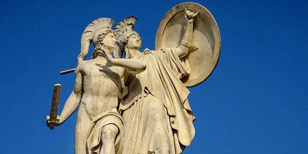 historia de los dioses griegos