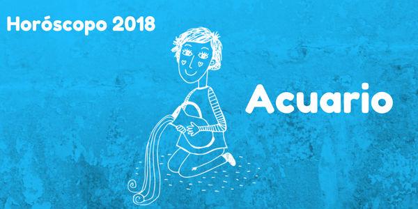 Hor scopo acuario 2018 las predicciones en el amor for Horoscopo para acuario