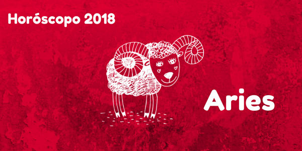 horóscopo aries 2018