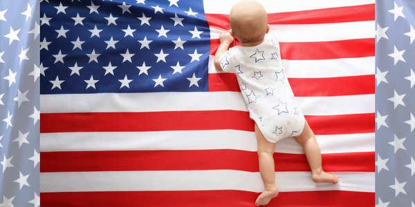 nombres americanos para bebés