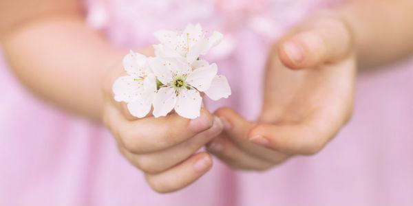 nombres de flores para niñas