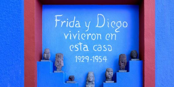historia de Frida Kahlo y Diego Rivera