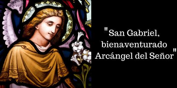 oración al Arcángel Gabriel para el amor