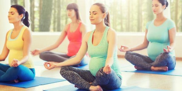 meditación para embarazadas