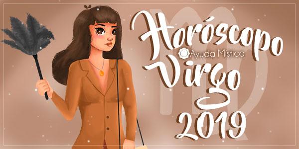 Horóscopo Virgo 2019