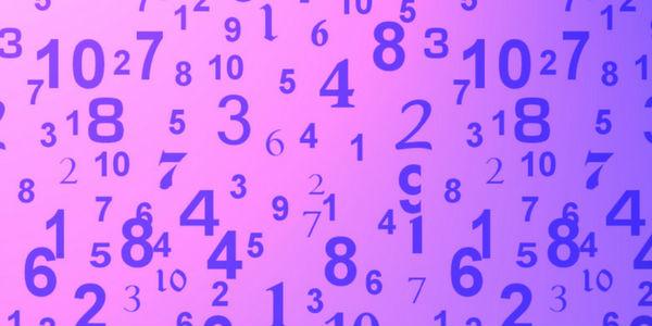 numerología del amor 2019
