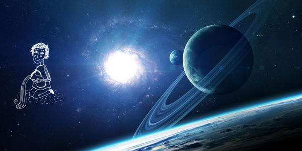 Neptuno en Acuario