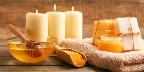 baños de miel para el amor