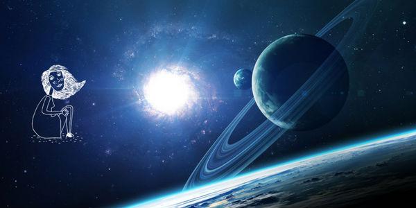 definición de Neptuno en Virgo