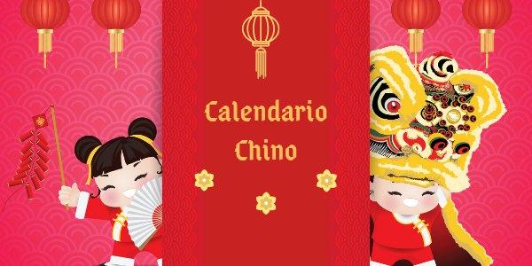 calendario chino para saber si es niño o niña