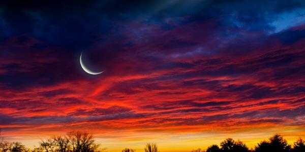 rituales de Luna Nueva para la prosperidad