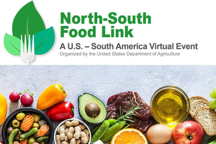 Join USDA's Virtual Trade Event on October 1st