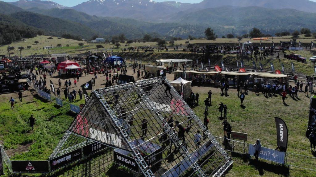 Expo Spartan Race Chile