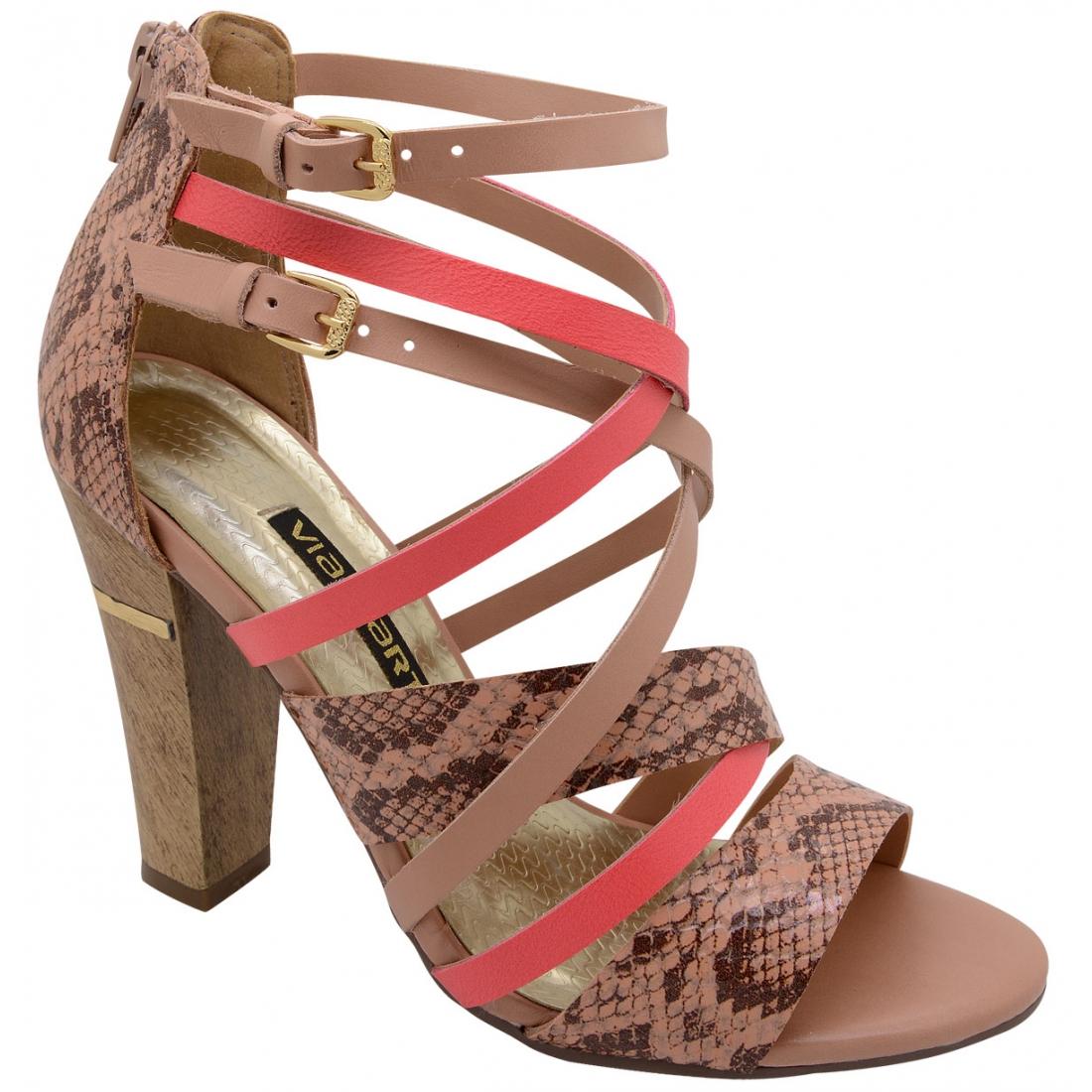 7d1941f33 TMVbijoux: Tendências - Coleção de calçados Via Marte Primavera e ...
