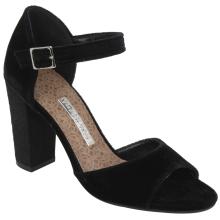 Sandália em tecido 17-7505