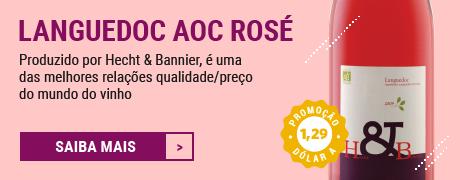Languedoc rosé PE