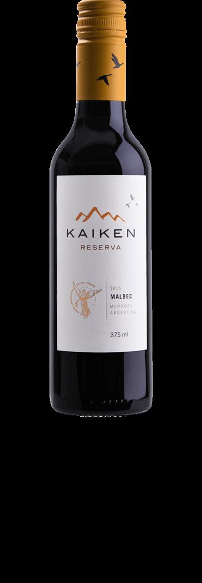 Kaiken Reserva Malbec 2015  - meia gfa