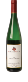 Selbach-Oster Estate Riesling QbA Trocken 2013  - Selbach Oster