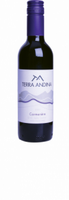 Terra Andina Carmenère 2013  - meia gfa - Terra Andina
