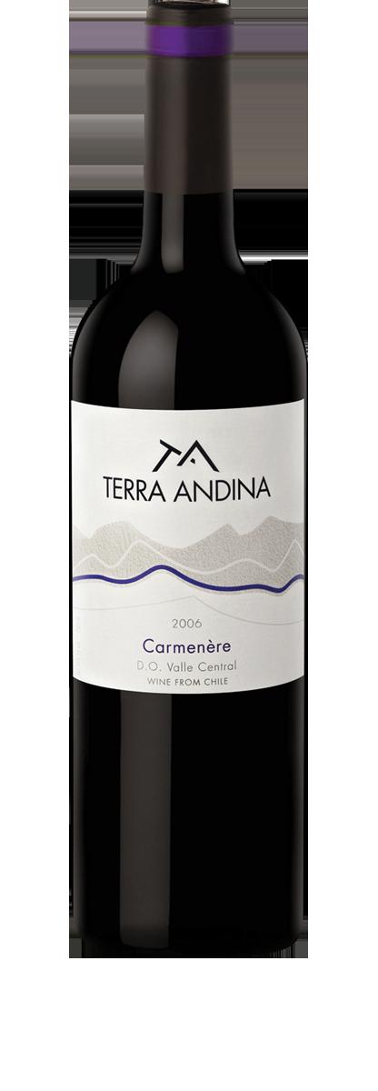 Terra Andina Carmenère 2015