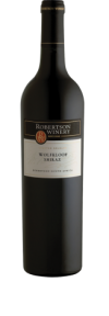 Wolfkloof Shiraz 2004  - Robertson Winery