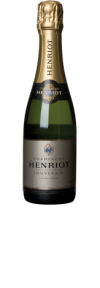 Champagne Henriot Brut Souverain - meia gfa - Champagne Henriot