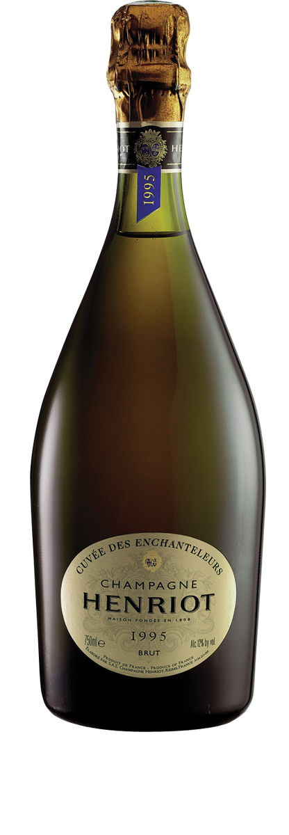 Champagne Henriot Cuvée des Enchanteleurs 1998