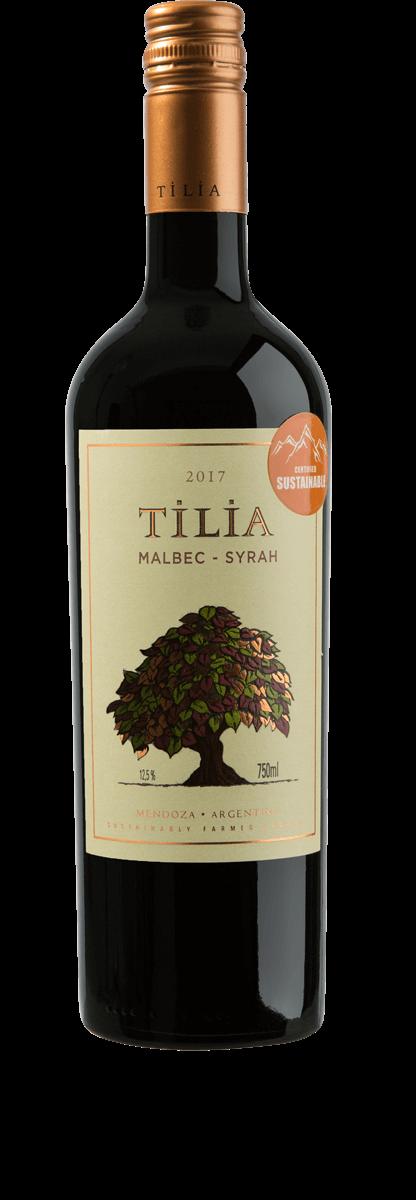 Tilia Malbec Syrah 2017