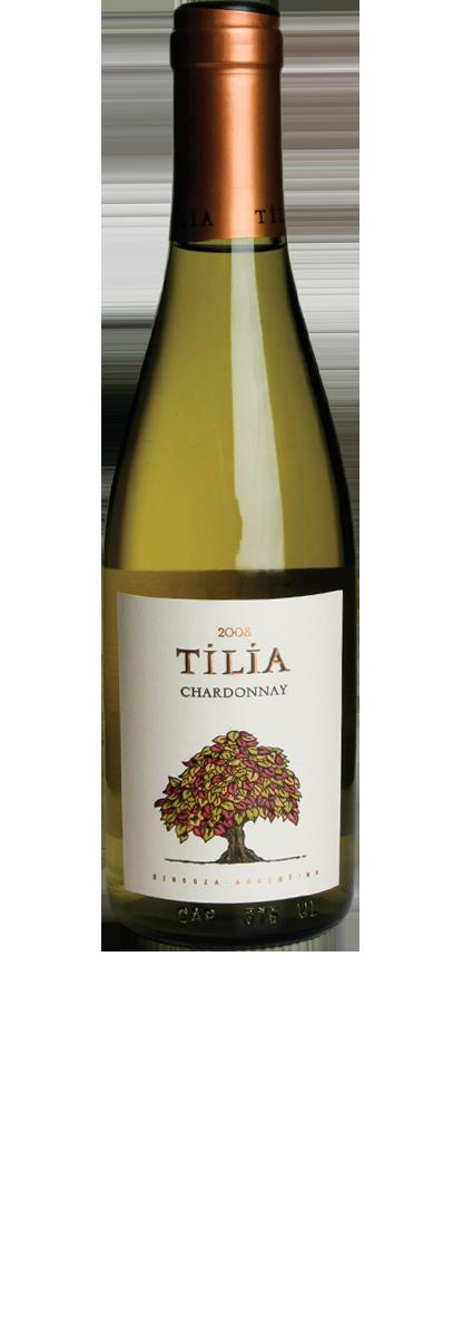Tilia Chardonnay 2016  - meia gfa