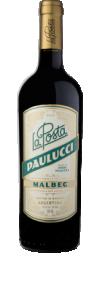 Paulucci Malbec 2013  - La Posta (Laura Catena)