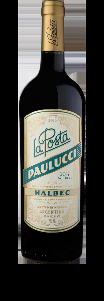 Paulucci Malbec 2013