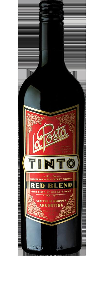 La Posta tinto Red Blend 2013