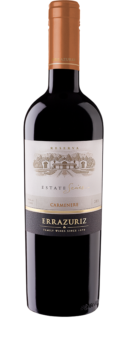 Estate Series Carmenère 2014
