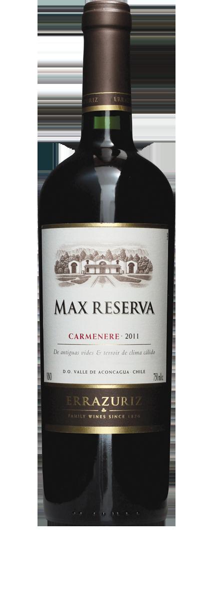 Max Reserva Carmenère 2014