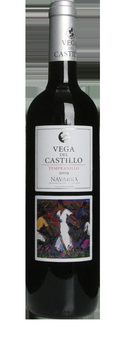 Vega del Castillo Tempranillo 2012