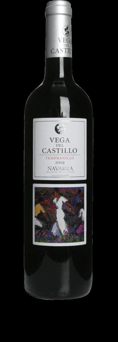 Vega del Castillo Tempranillo 2015