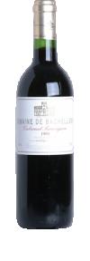 Vin de Pays d'Oc Cabernet Sauvignon 2010  - Domaine de Bachellery