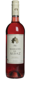 Marqués de Aldaz Rosado 2015   - Vega del Castillo