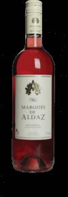Marqués de Aldaz Rosado 2017  - Vega del Castillo