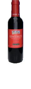 Kretikos Vin de Pays 2009  - meia gfa - Boutari