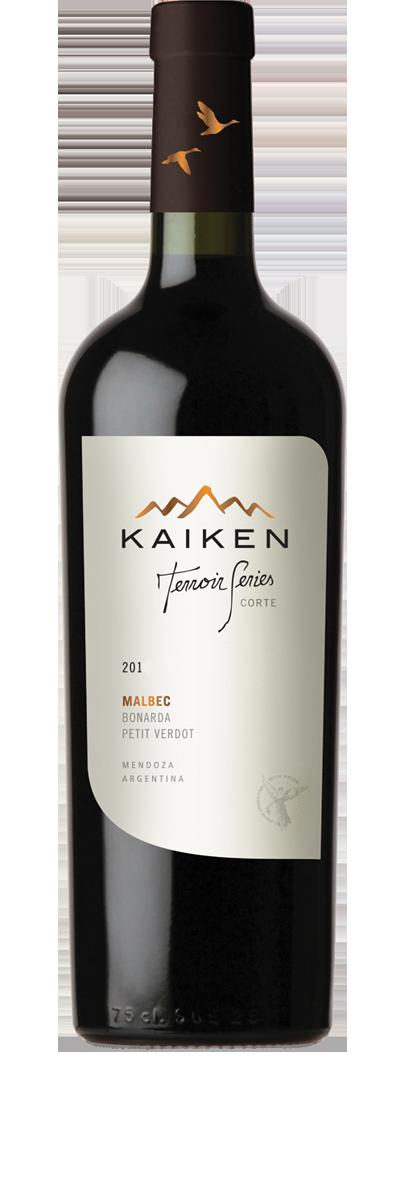 Kaiken Terroir Series Corte 2013
