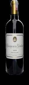 Reserve de la Comtesse 2007  - Deuxième vin