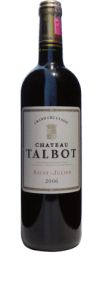 Chateau Talbot 2006 Cru classé  - Cru classé (Médoc/Graves)