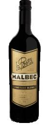 La Posta Malbec Vineyard Blend 2013  - La Posta
