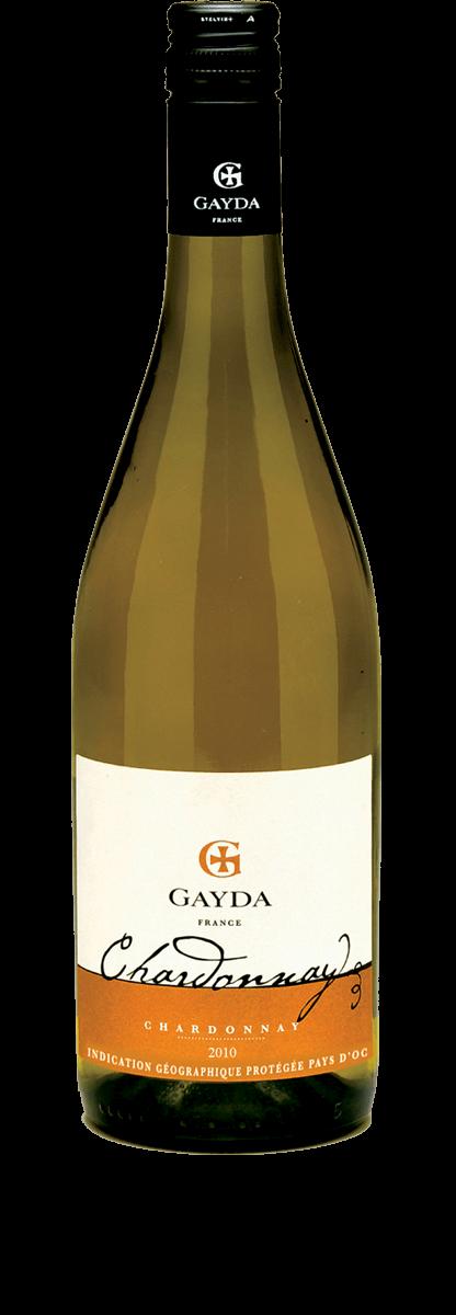 Gayda Chardonnay 2012