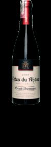 Côtes du Rhône Gentilhomme 2013  - meia gfa - Ogier