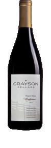 Grayson Pinot Noir 2010  - Grayson Cellars