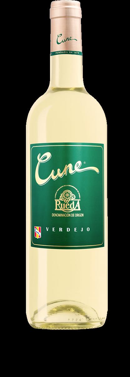 Cune Blanco Rueda Verdejo 2015