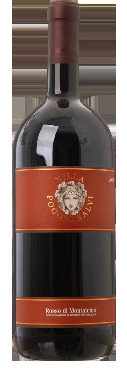 Rosso di Montalcino 2002  - magnum